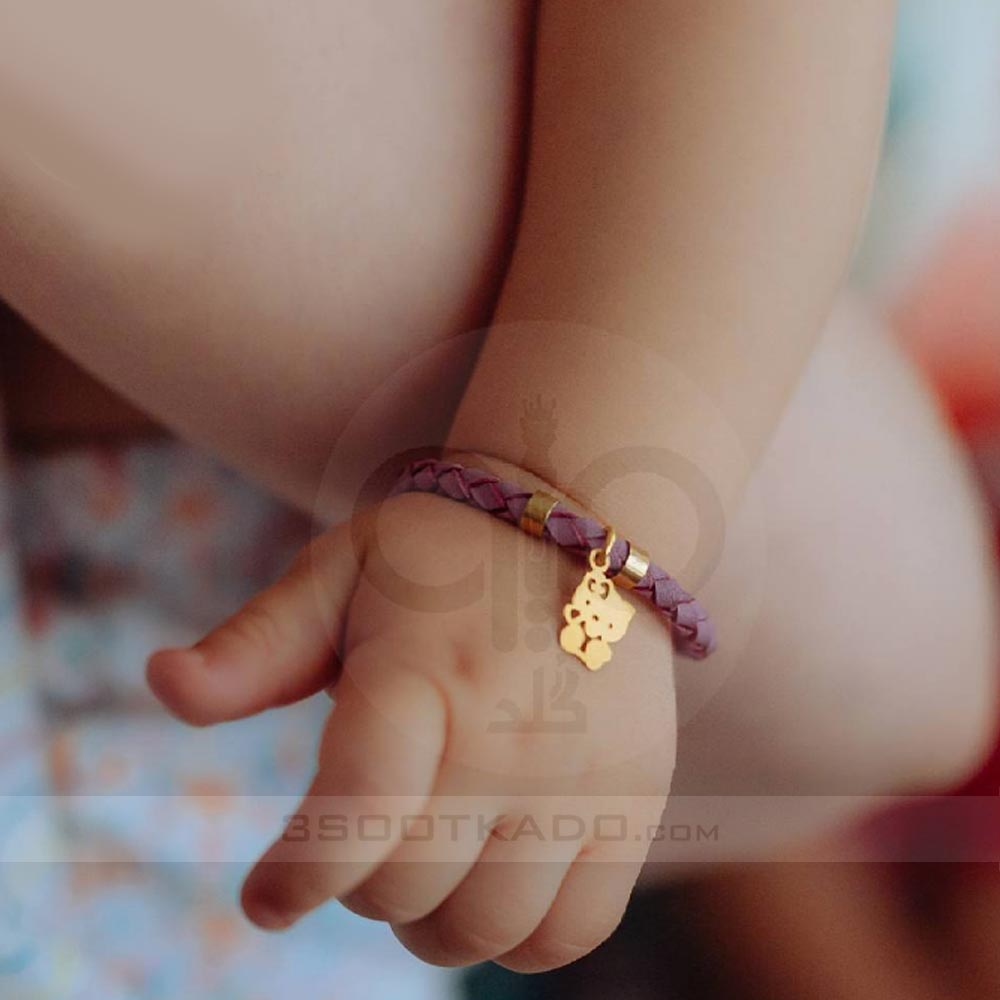 قیمت دستبند نوزاد