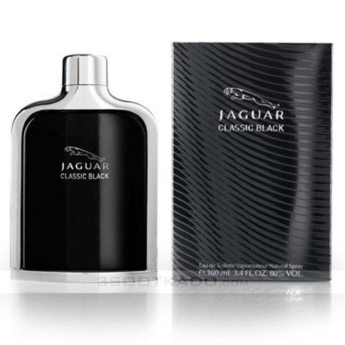 عطر مردانه جگوار کلاسیک بلک Jaguar Classic black