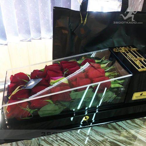 خرید جعبه گل موزیکال