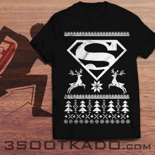تیشرت مشکی سوپرمن