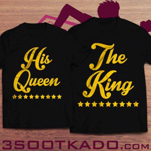 پادشاه و ملکه