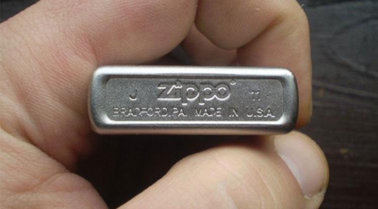 علایم اختصاری فندک های زیپو