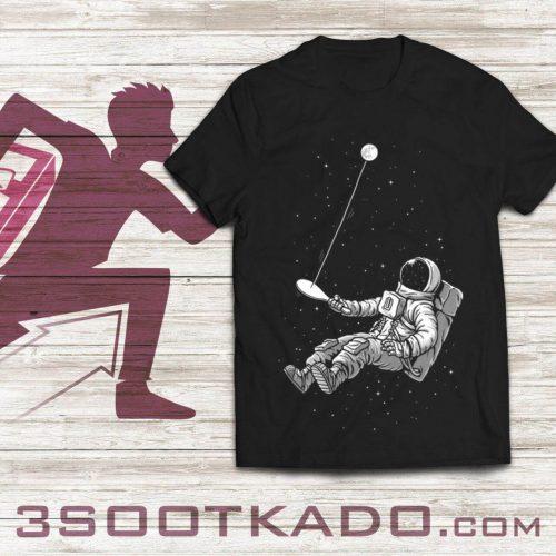 تیشرت فضانوردی