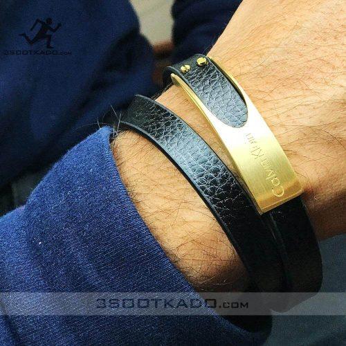 خرید اینترنتی دستبند چرم
