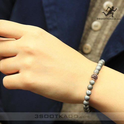 خرید دستبند سنگ طبیعی لوکس و استثنایی