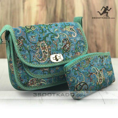 خرید کیف ترمه زنانه