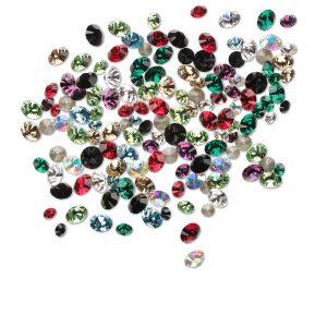 زیباترین و با کیفیت ترین کادو های ولنتاین: سنگ های سواروسکی گردنبند قلب