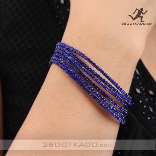 خرید دستبند ظریف سواروسکی