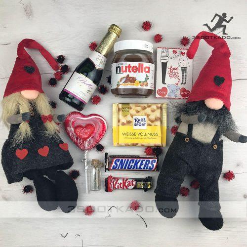 پکیج ولنتاین با عروسک های لی لی پوت