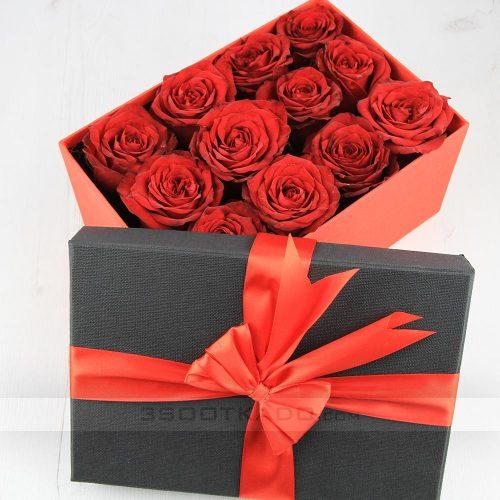 خرید اینترنتی جعبه گل