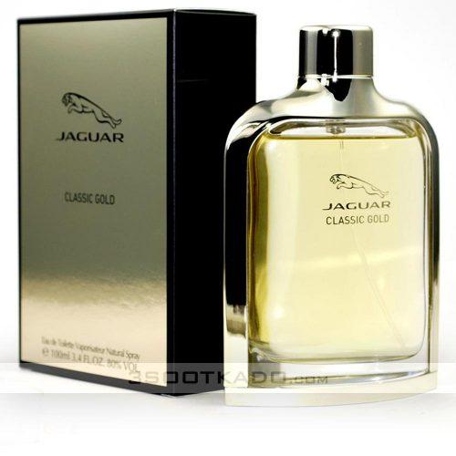 خرید عطر مردانه جگوار کلاسیک گلد Jaguar classic gold 100ml