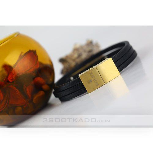 خرید دستبند مردانه چرم