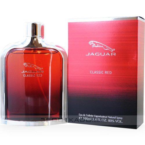 خرید عطر مردانه جگوار کلاسیک رد Jaguar classic red 100ml